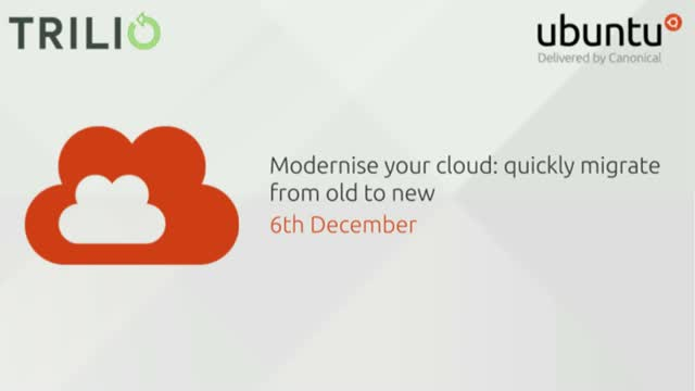 Modernise your cloud: quickly migrate from old to new