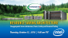 Resource-Saving Architecture – Power, Cooling & Resource Pooling
