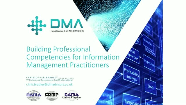 Building Professional Competencies for Information Management Practitioners