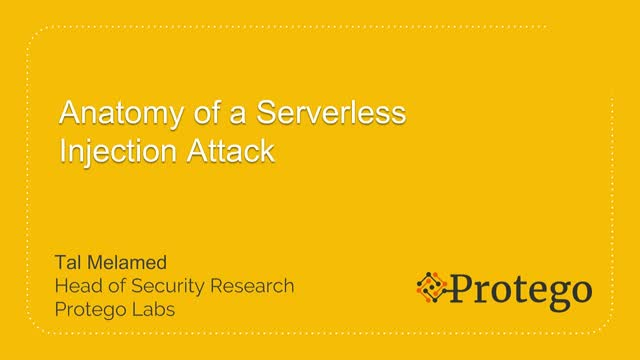 Anatomy of a Serverless Injection Attack - Step by Step