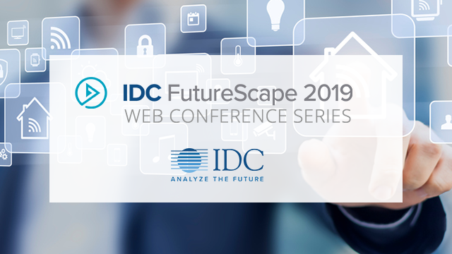 IDC FutureScape: Worldwide Consumer DX and Home IoT 2019 Predictions
