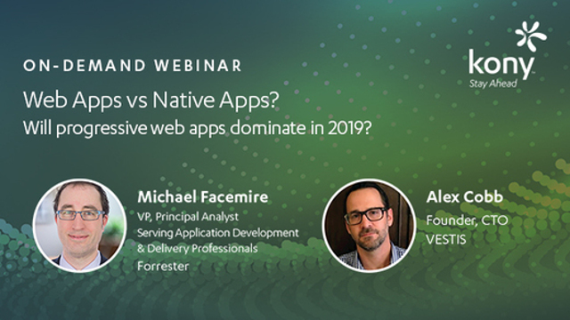 Web Apps vs Native Apps - Will Progressive Web Apps Dominate in 2019?