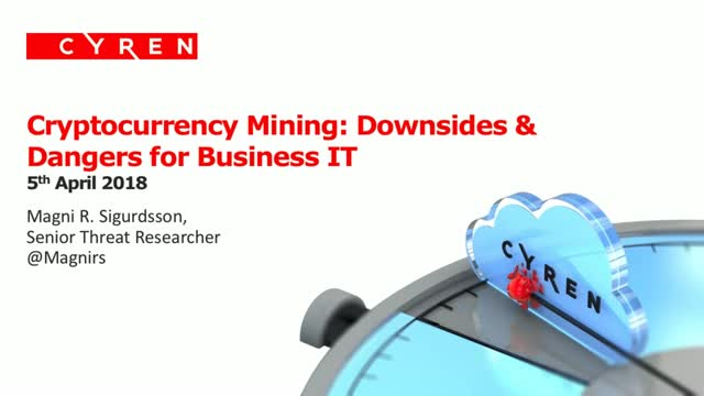 The Downsides and Dangers of Cryptocurrency Mining