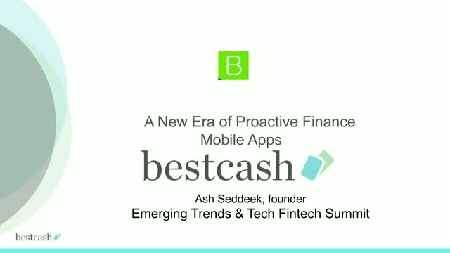 A New Era of Proactive Finance Mobile Apps