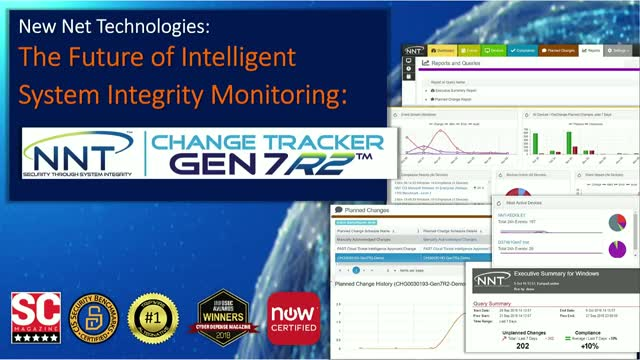 NNT Unveils the Future of Intelligent System Integrity Monitoring: Gen7R2