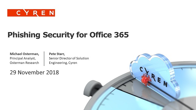Phishing Security for Office 365