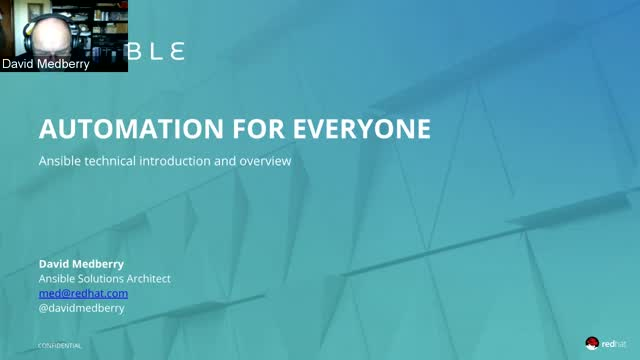 OpenDemo: Ansible Tower Oct. 22