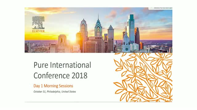 Pure International Conference- Live Morning Session Day 1