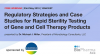 REGULATORY STRATEGIES FOR RAPID STERILITY TESTING OF GENE & CELL THERAPY