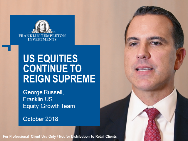 US Equities Continue to Reign Supreme