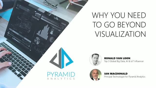Why you need to go Beyond Visualization