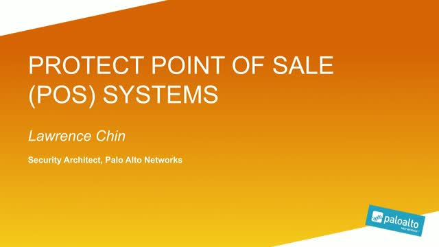 Are your point of sale environments protected?