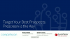 Target Your Best Prospects: Prescreen is the Key