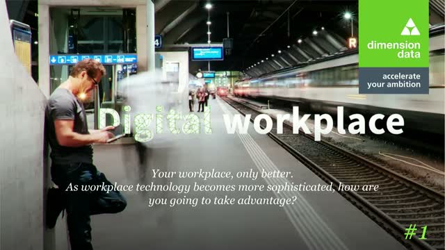 Tech Trends 2019: 4 ways the digital workplace will change next year