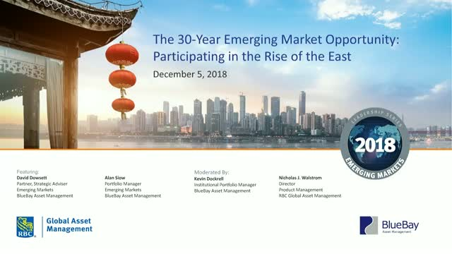 The 30-Year Emerging Market Opportunity: Participating in the Rise of the East