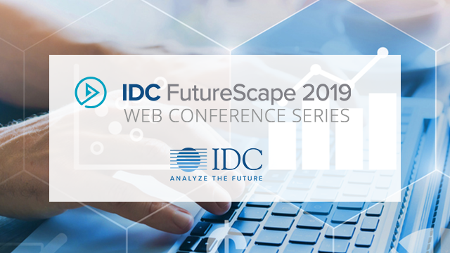 IDC FutureScape: Worldwide Intelligent ERP 2019 Predictions