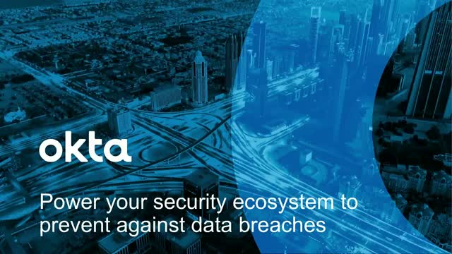 Power Your Security Ecosystem to Prevent Against Data Breaches