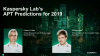 Kaspersky Lab's Advanced Targeted Threat predictions for 2019