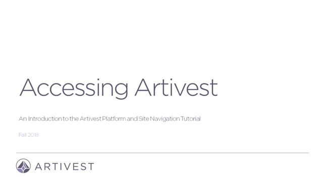 Access Artivest: The Future of Purchasing Alternative Funds