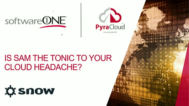 Is Software Asset Management the Tonic to your Cloud Headache?