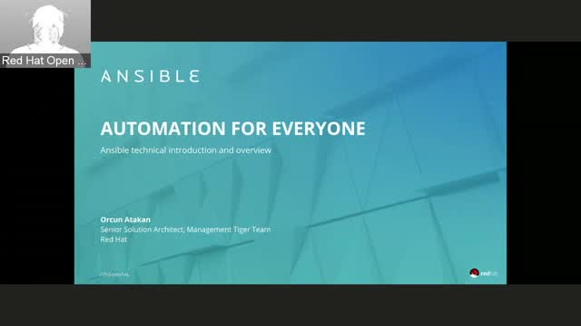 OpenDemo: Windows Automation with Ansible Oct  29