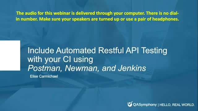 RESTful API Testing using Postman, Newman, and Jenkins