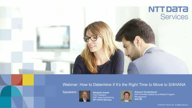 SAP S/4HANA 1809: How to Determine if It's the Right Time to Move to SAP S/4HANA