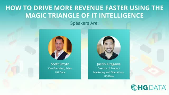 How to Drive More Revenue Faster Using the Magic Triangle of IT Intelligence