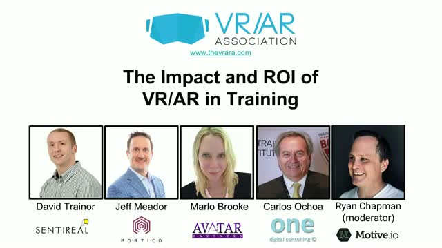 The Impact and ROI of VR/AR in Training