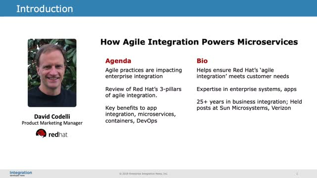 How Agile Integration Powers Microservices