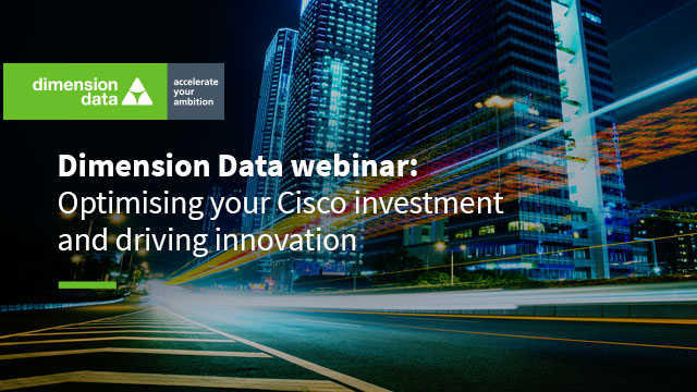 A Software-based approach to drive innovation of your Cisco investment