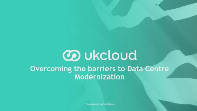 Overcoming the Barriers to Data Centre Modernisation