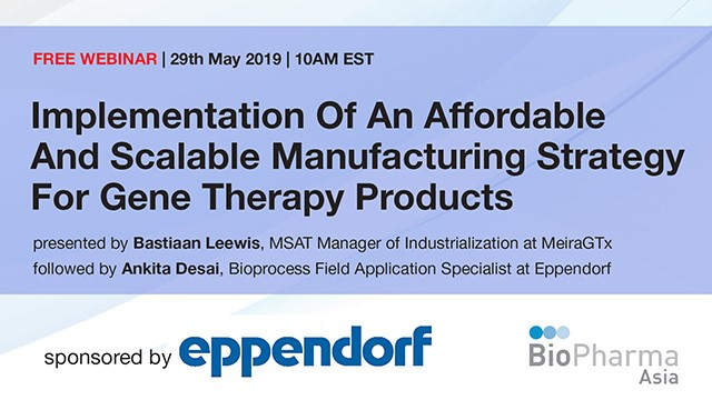 Implementation Of An Affordable & Scalable Manufacturing Strategy