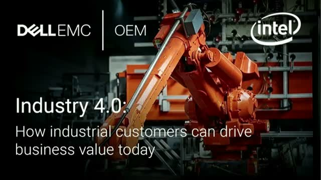 Industry 4.0:How industrial companies can drive business value today.