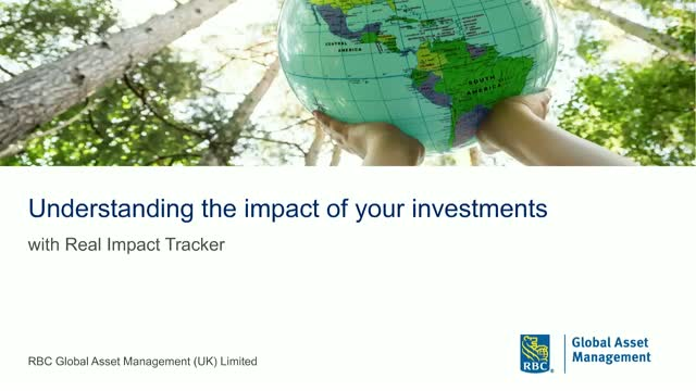 Rate the social & environmental impact of your investments: Real Impact Tracker
