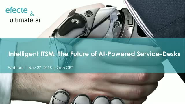 Intelligent ITSM: The Future of AI-Powered Service Desks
