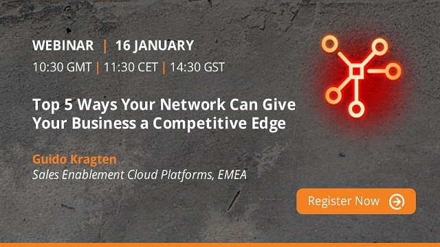 Top 5 Ways Your Network Can Give Your Business a Competitive Edge