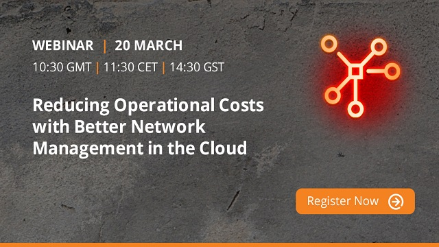 Reducing Operational Costs with Better Network Management in the Cloud