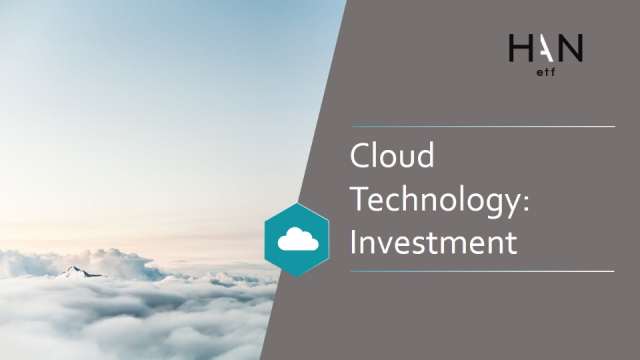 HANetf | Investing in Cloud Technology