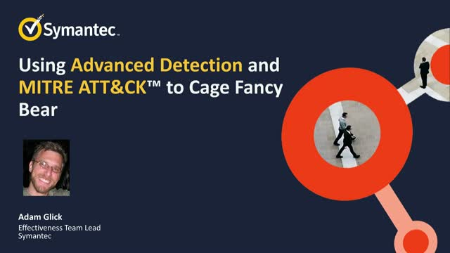 Using Advanced Detection and MITRE ATT&CK to Cage Fancy Bear