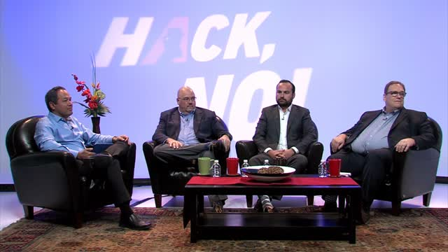 """Security Experts Say """"Hack, No!"""" to Cyber Threats"""