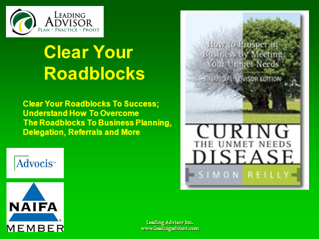 Clear Your Roadblocks To Success