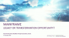 Mainframe: Legacy or Transformation Opportunity?