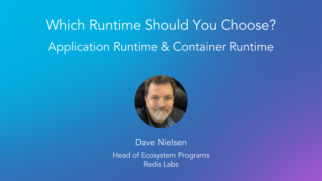 Which Runtime Should You Choose?