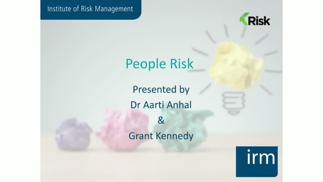 People Risk