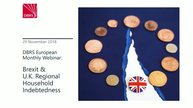 DBRS Webinar: Brexit and U.K. Regional Household Indebtedness