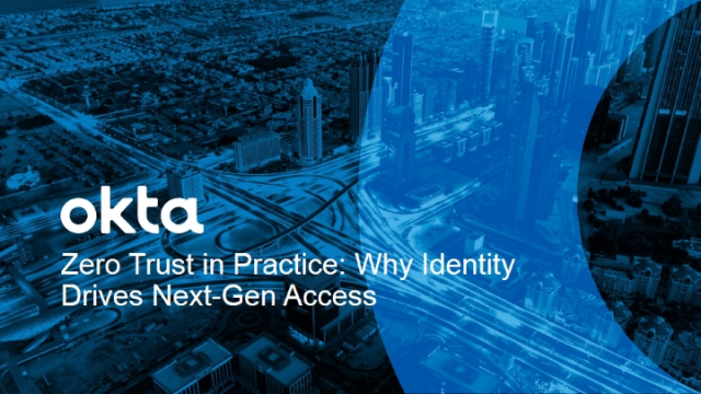 Zero Trust in Practice: Why Identity Drives Next-Gen Access