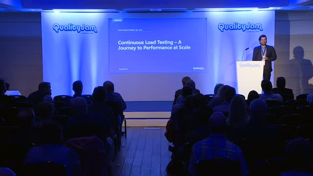 Continuous Load Testing – A Journey to Performance at Scale | Quality Jam London