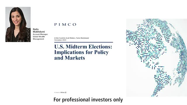 U.S. Midterm Elections:  Implications for Policy and Markets