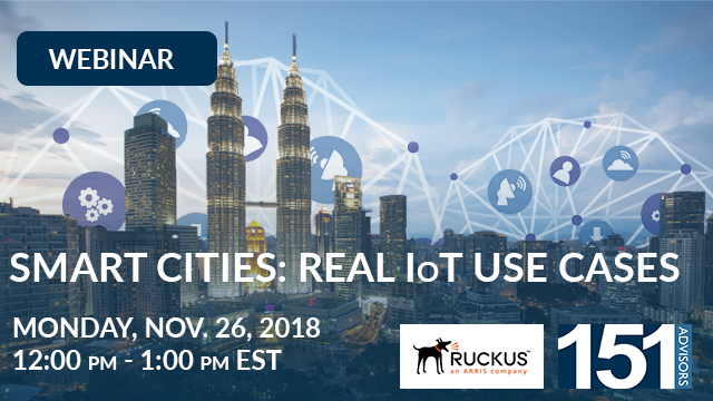 Smart Cities: Real IoT Use Cases